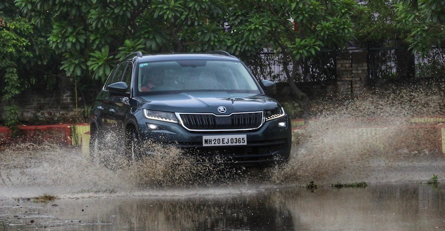 Skoda Kodiaq review: better than the larger Toyota Fortuner