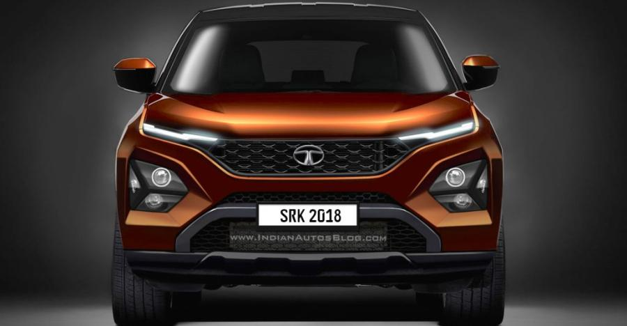 Tata Harrier SUV: What the Jeep Compass challenger's production version will look like