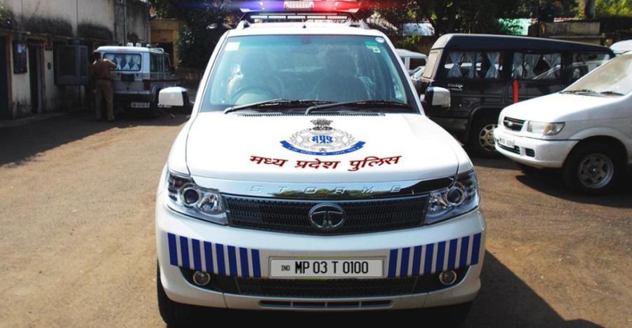Indian police forces & their cars: Tata Safari Storme to Mahindra TUV300