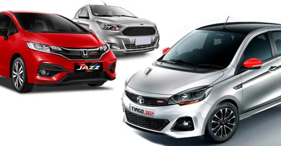7 upcoming small cars in the next 6 months: Tata Tiago JTP to Hyundai Santro