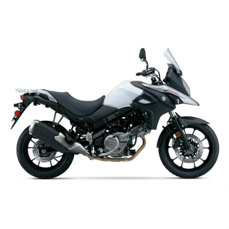 Suzuki V Strom 650 Coming Soon To Rival Kawasaki Versys