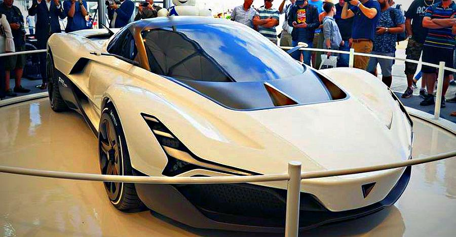 The Vazirani Shul is India's FIRST hypercar