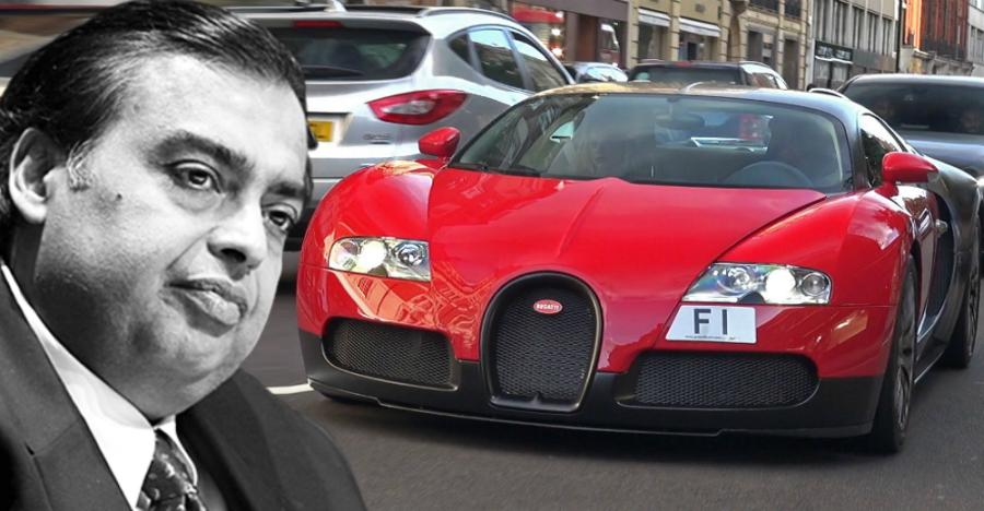 World S Most Expensive Car Number Plate Even Ambanis Will
