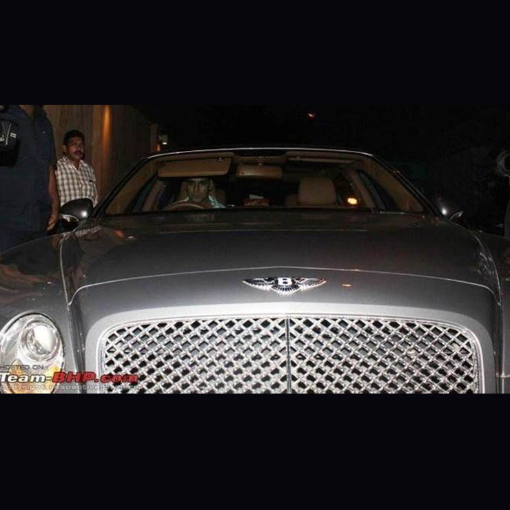 Bentley Continental Flying Spur Limousine By Exotic Limo: Akshay Kumar & His LUXURIOUS Cars & SUVs: Range Rover To