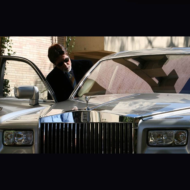 10 Most Expensive Car Gifts Of Bollywood Sanjay Dutt S Rolls