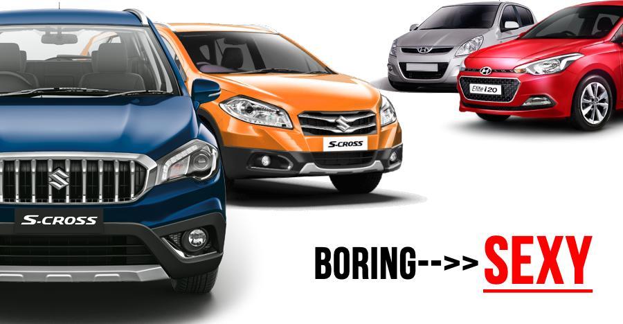10 boring originals, SEXY facelifts: Maruti S-Cross to Hyundai i20