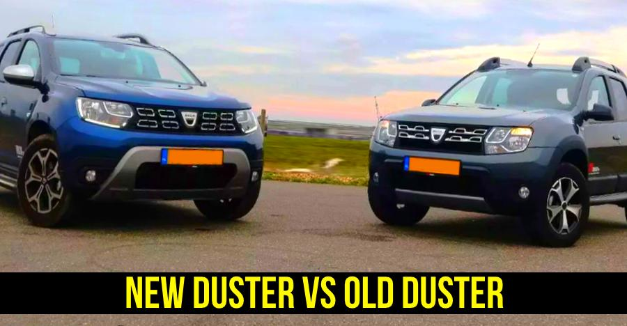 India-bound NEW Renault Duster, compared to the current Duster [Video]