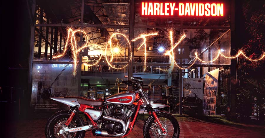 Harley-Davidson's 'Battle of the Kings' bike build-off competition comes to India