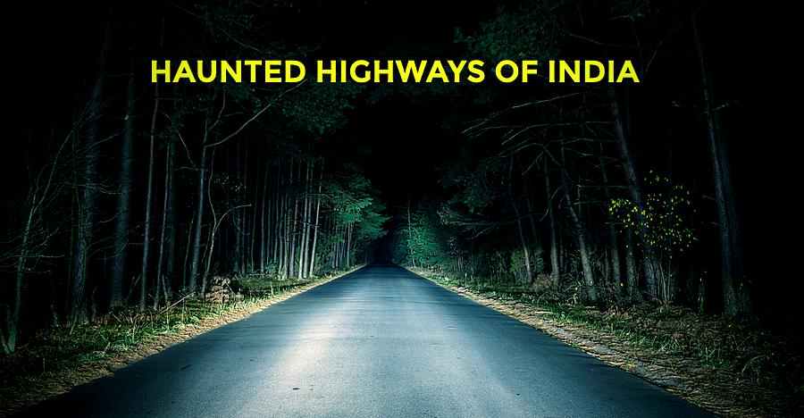 10 SCARIEST roads to drive after dark in India
