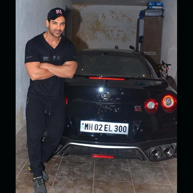Amitabh Bachchan's Rolls Royce To Aamir Khan's Bentley