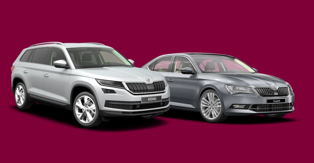 skoda kodiaq vs superb sales in india