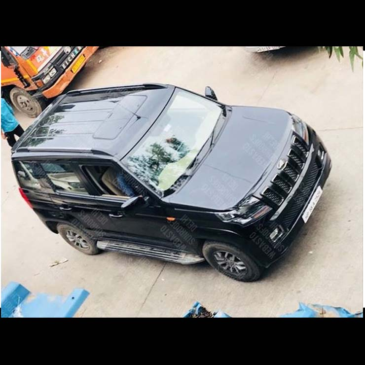 Mahindra Tuv300 Gets An Affordable Sunroof