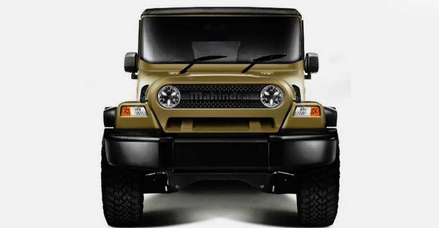 CONFIRMED! All-new Mahindra Scorpio, XUV500 & Thar (Official)