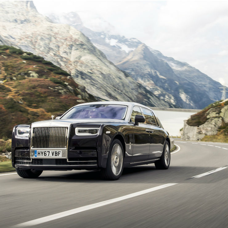 Rolls Royce Phantom VIII  Ten things you don t know about India s ... 041fee07f