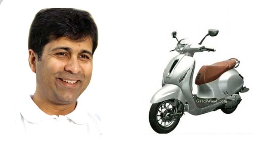 Next-generation Bajaj Chetak scooter not likely, hints Rajiv Bajaj