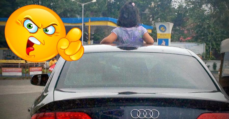 Ten ridiculously STUPID things that Indians do on the road