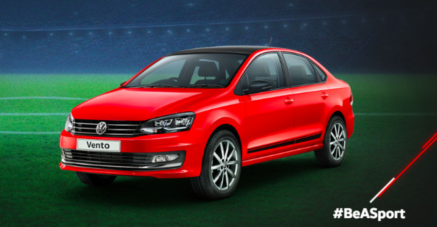 Volkswagen Polo Sport, Ameo Sport & Vento Sport launched in India