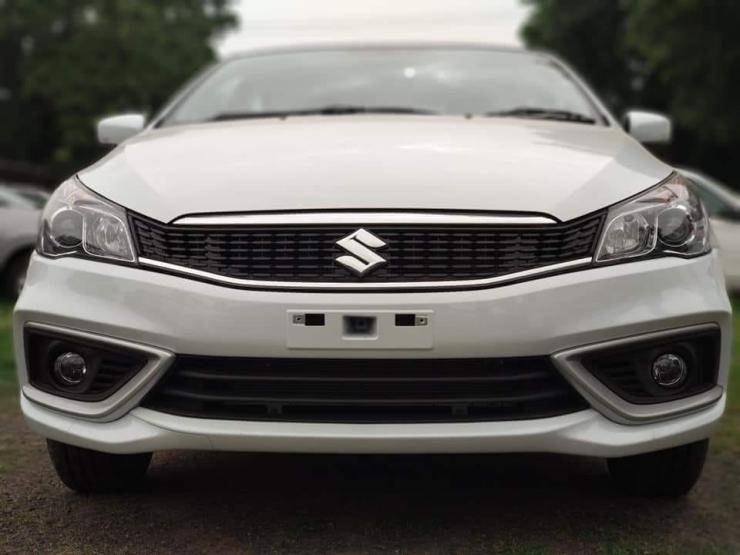 2018 Maruti Ciaz Facelift 1