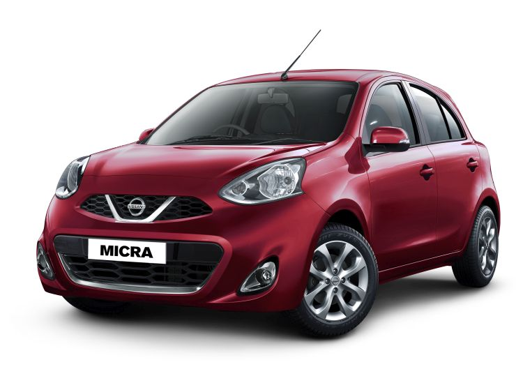nissan micra india launch