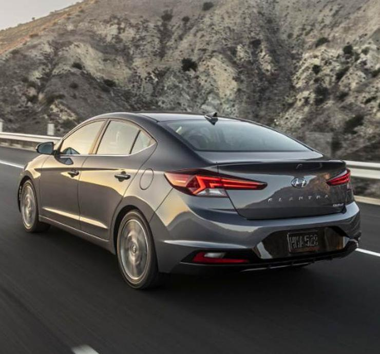 2019 Hyundai Elantra Facelift 3