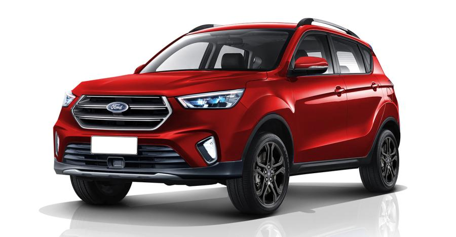 2020 2nd Generation Ford Ecosport Compact Suv Featured