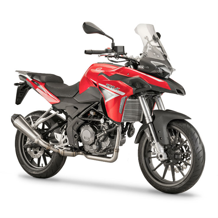 Affordable upcoming Benelli motorcycles: 400-cc Cruiser, 250-cc cafe racer, ADV & more
