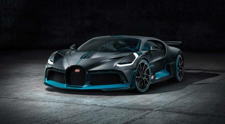 Bugatti Divo Featured