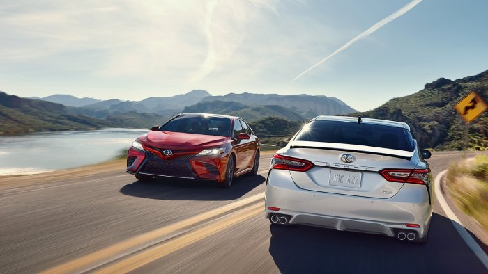 New Toyota Camry Launch Timeline For India Revealed