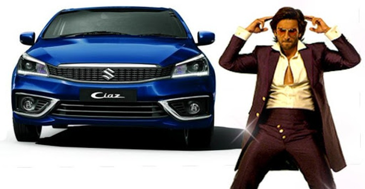Ciaz Ranveer Singh Featured