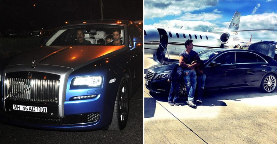 Twin Turbo Mini Cooper >> Hrithik Roshan's 8 EXPENSIVE cars: Rolls Royce to Maybach