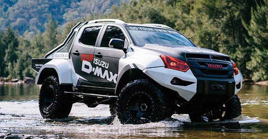 Isuzu V Cross Featured