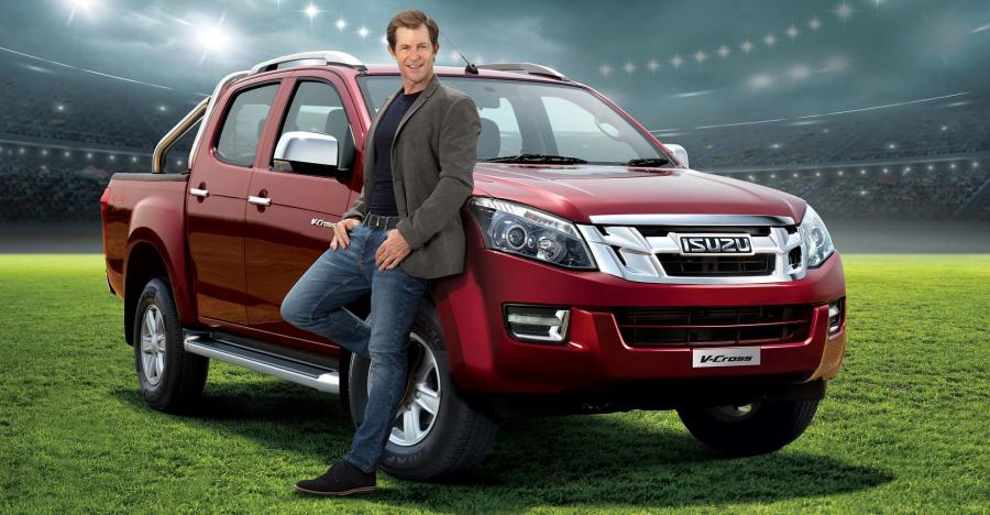 Isuzu V Cross Jonty Rhodes Featured