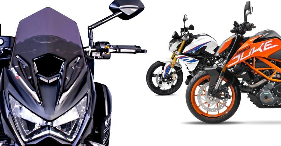 Kawasaki Z400 Featured