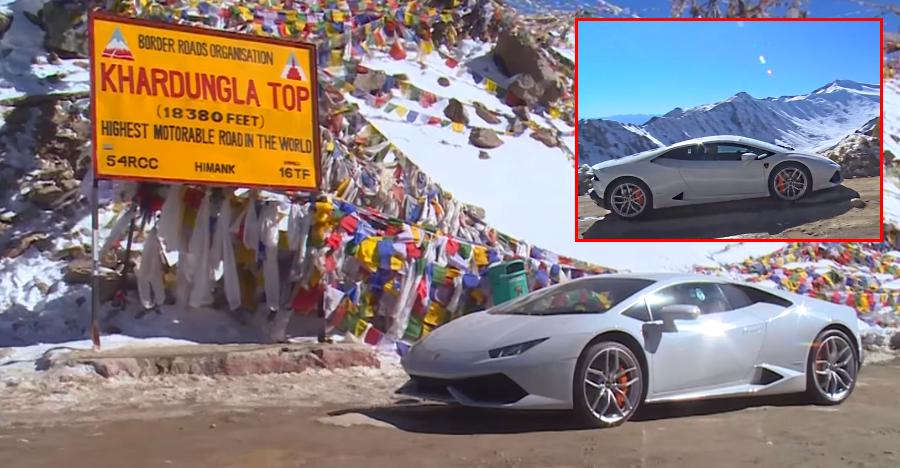10 INSANE things supercar owners have done in India [Video]