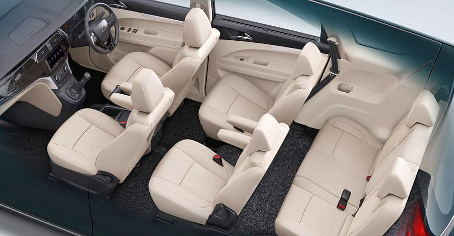 Mahindra Marazzo Interiors Featured