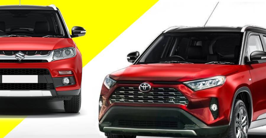 Maruti Toyota Brezza Featured