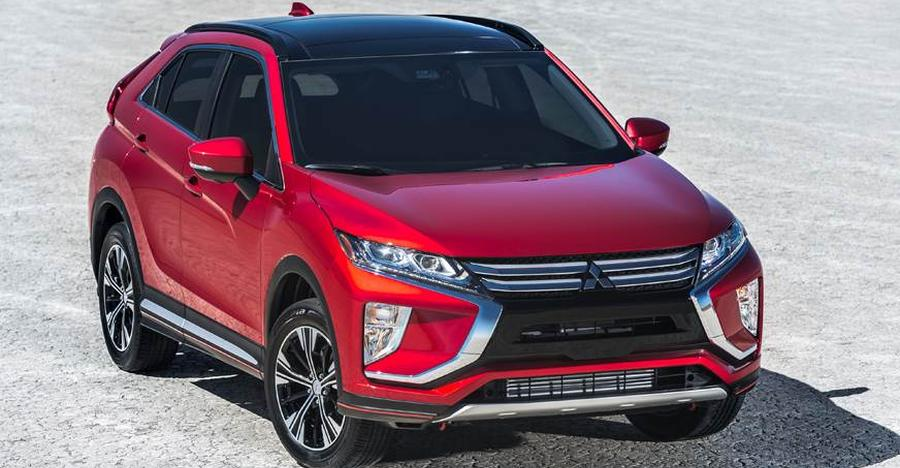 Mitsubishi Eclipse Cross Featured