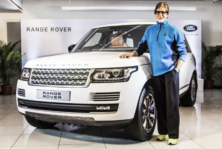 Range Rover Big B