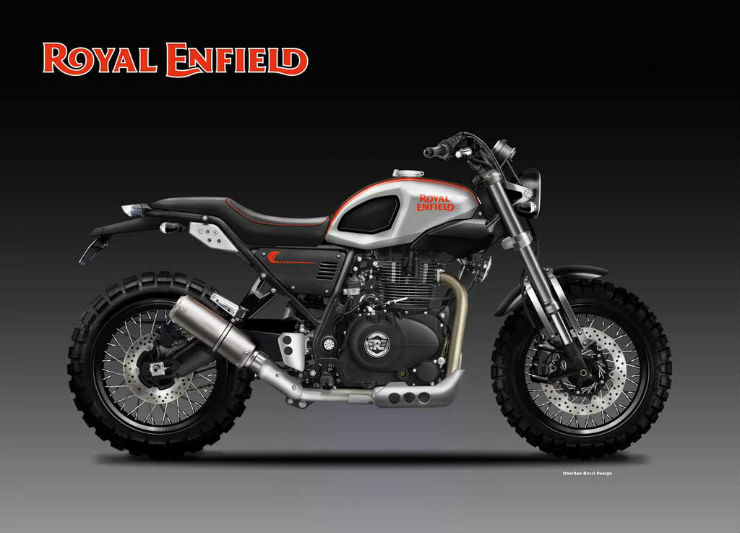 10 FUTURE Royal Enfield motorcycles: From twin cylinder Himalayan to Thunderbird 650