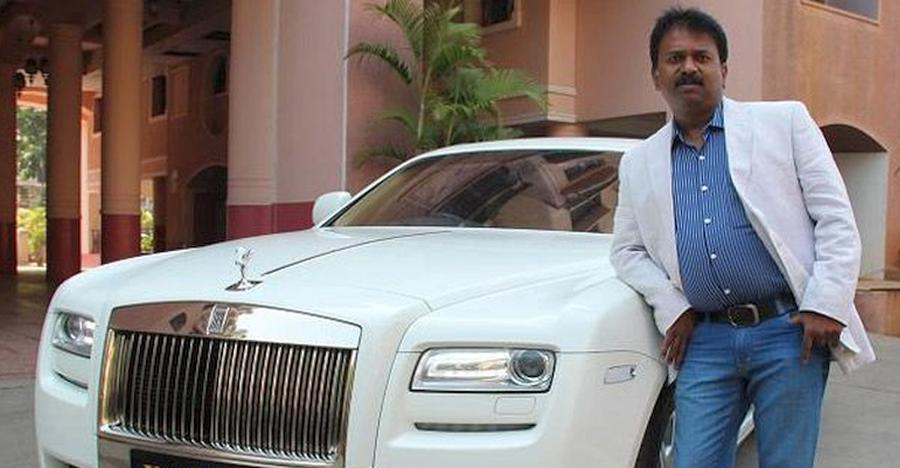 How this next-door barber ended up owning a multi-crore Rolls Royce Ghost