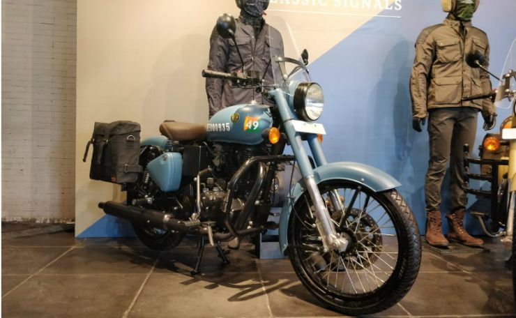 Royal Enfield Classic 350 Signals Edition 2