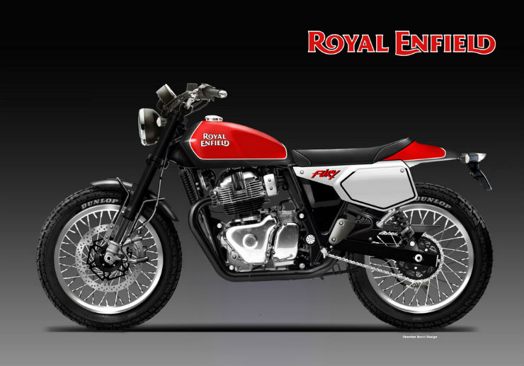 10 Future Royal Enfield Motorcycles From Twin Cylinder Himalayan To