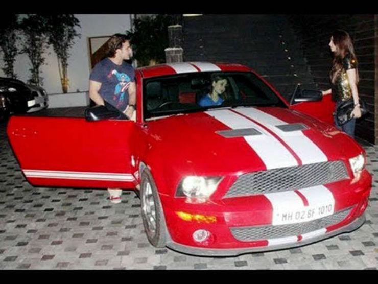 Saif Mustang gt500