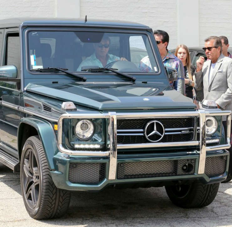 Stallone G Wagen