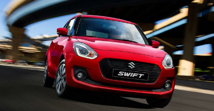 Maruti Swift AMT launched in top-end petrol and diesel trims