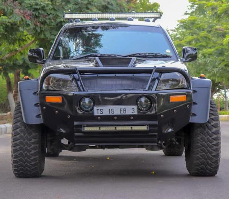 Tata Xenon Modified 1