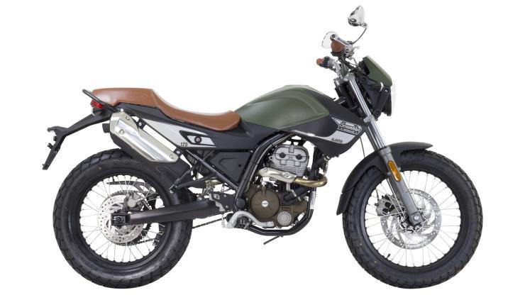 Um Motorcycles Scrambler