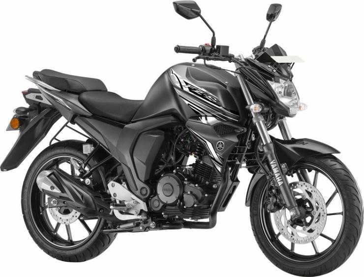 Yamaha Fz S Twin Disc