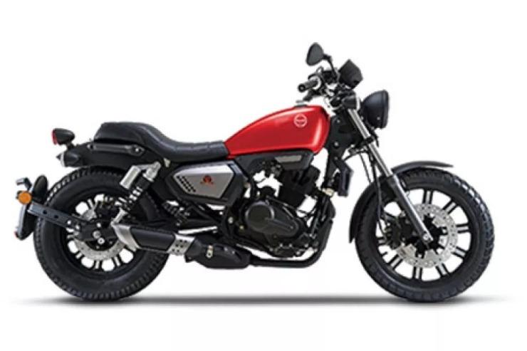 Benelli Motobi 200 Evo 1