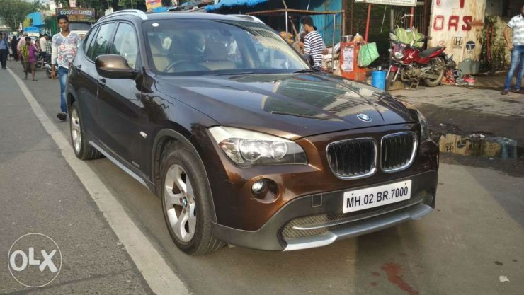 used Bmw X1 petrol